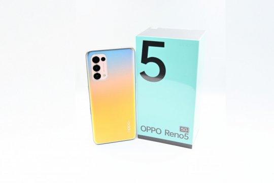 Oppo Reno5 5G, harga dan spesifikasi