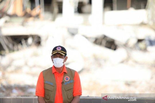 BNPB minta pendataan rumah rusak pascagempa Sulbar segera diselesaikan