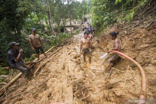 Ratusan ribu warga di Kalimantan Selatan terdampak banjir