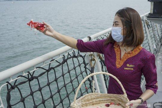 49 korban jatuhnya Sriwijaya Air teridentifikasi