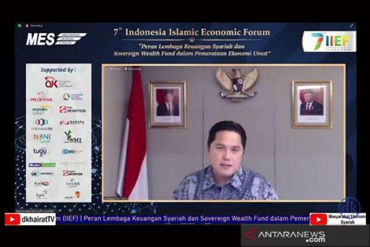 Erick Thohir: Ekonomi syariah harus jadi prioritas dukung pertumbuhan