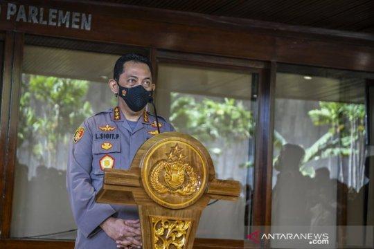 1.062 polsek di Indonesia tak lagi lakukan penyidikan