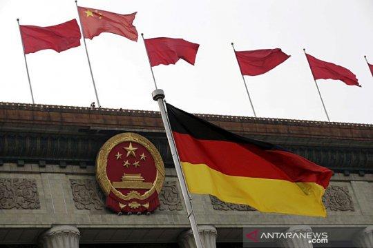 China salip Jerman sebagai negara surplus transaksi berjalan terbesar