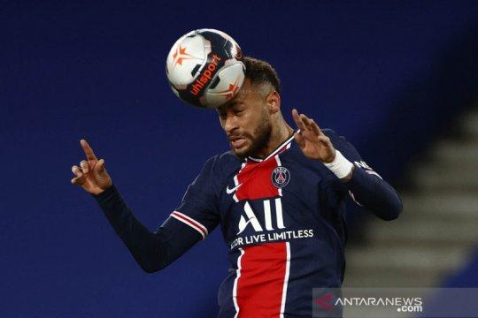 PSG tanpa Neymar di laga kontra Barcelona
