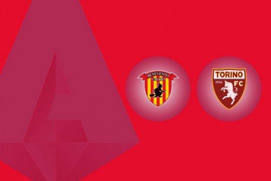 Torino terhindar dari kekalahan lawan Benevento berkat dwigol Zaza