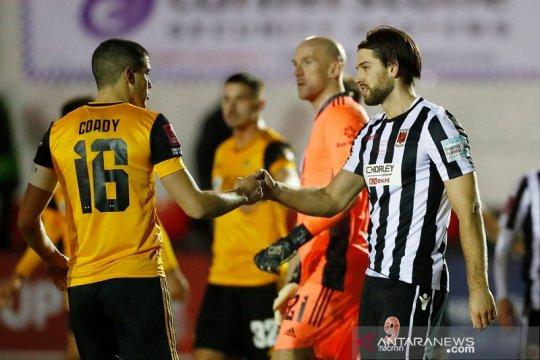 Wolverhampton akhiri kisah manis tim strata keenam Chorley di Piala FA