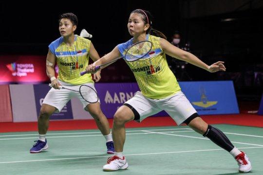 Greysia/Apriyani beberkan penyebab kekalahannya di Thailand Open II