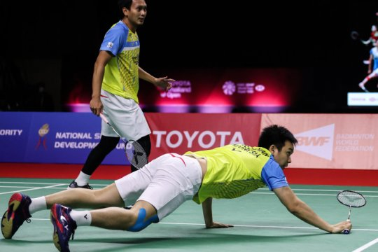 Indonesia loloskan lima wakil ke BWF World Tour Finals 2020