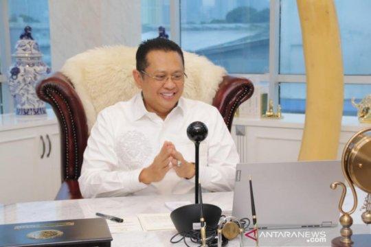 Kemarin, MPR dukung langkah presiden sampai banding Partai Berkarya