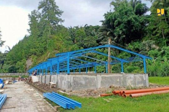 Kementerian PUPR bangun jaringan pengelolaan air limbah di Danau Toba