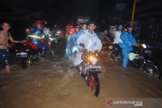 Banjir di kota Manado