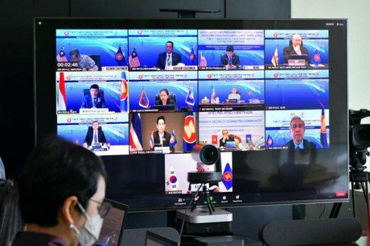 Indonesia ajak Korsel kerja sama dengan ASEAN dalam teknologi baru