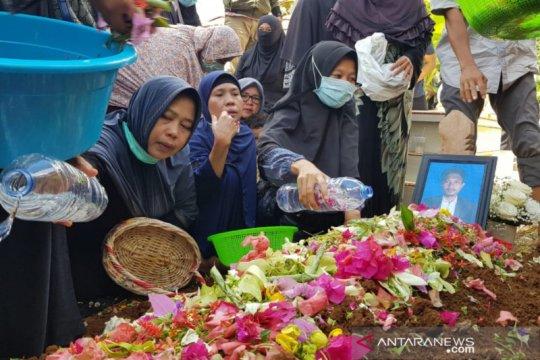 Korban Sriwijaya Air SJ-182 asal Lubuklinggau dimakamkan