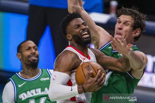 NBA : Rockets menang atas Mavericks