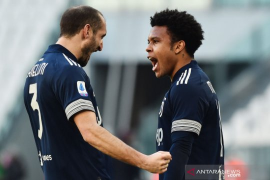 Liga Italia : Juventus menang 2-0 atas Bologna