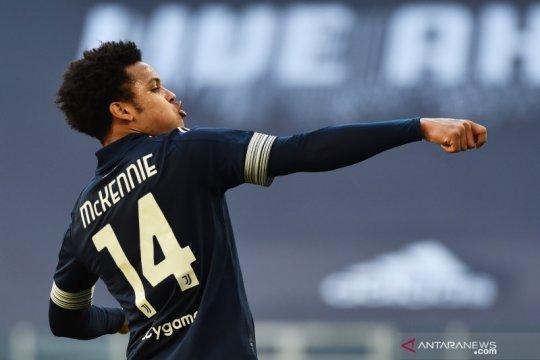 Weston McKennie tegaskan tantangan Juve untuk duo Milan