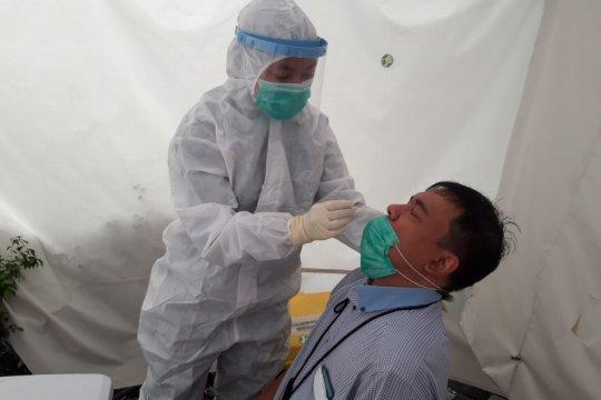 Sebanyak 5,8 juta orang di Indonesia telah lakukan uji PCR