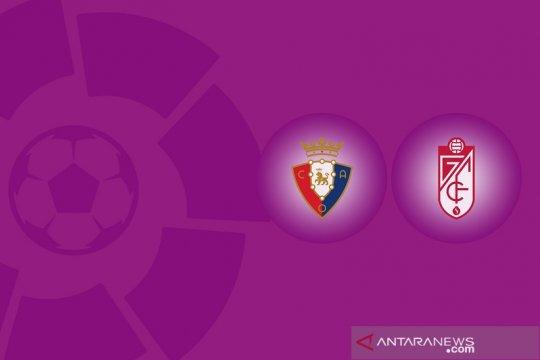 Osasuna akhirnya kembali ke jalur kemenangan setelah hantam Granada