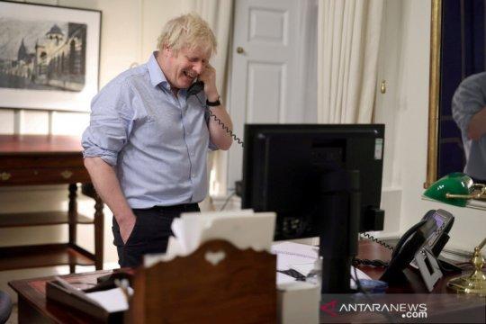 PM Inggris ingin segera bekerja sama dengan Biden