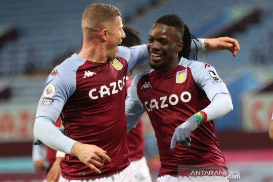 Liga Inggris: Aston Villa kalahkan Newcastle United 2-0