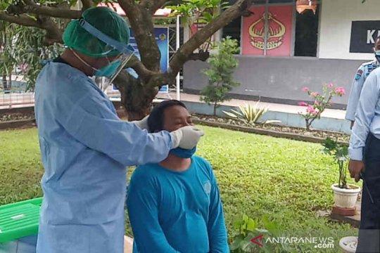 20 warga Lapas Narkotika positif COVID-19 setelah tes usap massal