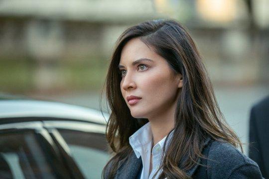 """The Rook"", seri thriller spionase supranatural baru dari Olivia Munn"