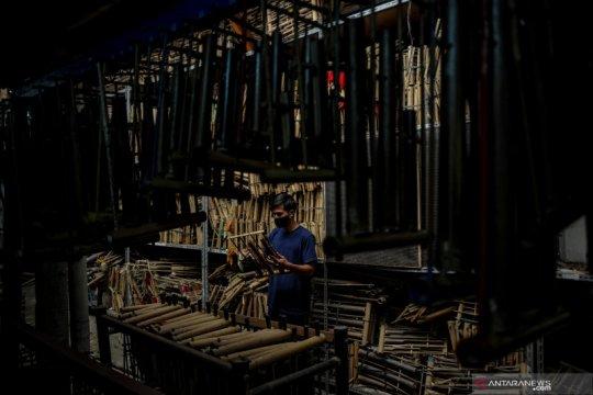 Saung angklung Udjo terancam tutup