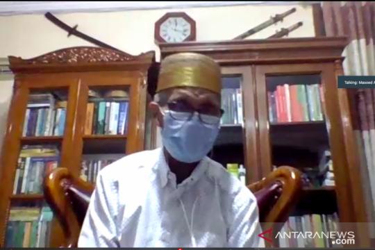 Ulama Sumbar: Pelibatan komponen adat dan agama kunci sukses vaksinasi
