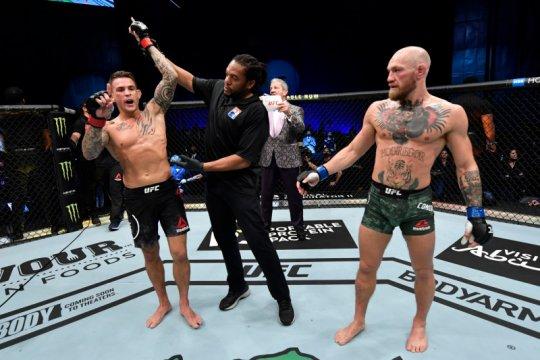 Poirier pukul KO Conor McGregor di Abu Dhabi