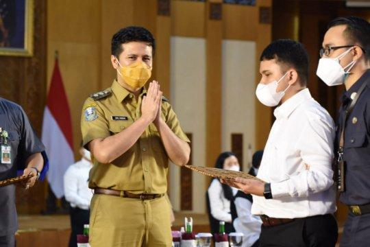Gubernur Jatim berpesan CPNS kedepankan etika dan santun