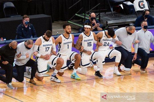 Laga kandang Grizzlies lawan Bulls ditunda