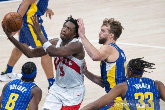 NBA : Raptors tundukkan Pacers, Anunoby cetak 30 poin