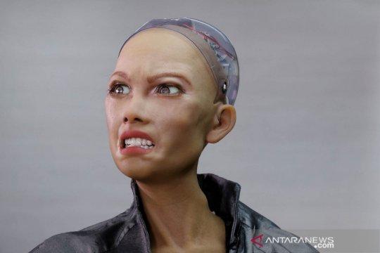 Pembuatan robot humanoid