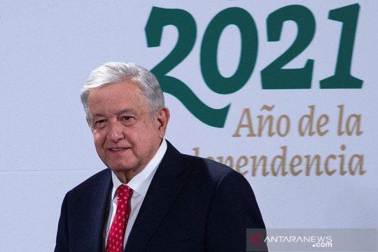 Presiden Meksiko berangsur pulih setelah didiagnosis COVID-19