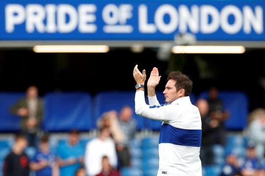 Fakta singkat mantan manajer Chelsea Frank Lampard