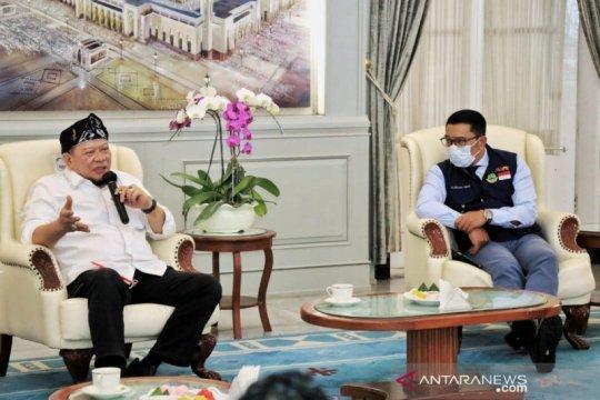 LaNyalla optimis objek wisata Saung Angklung Mang Udjo dapat bertahan