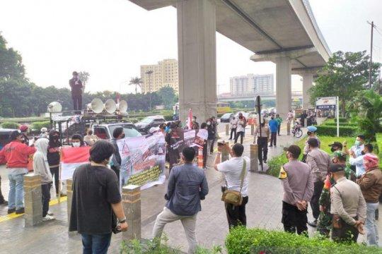Massa GPPI soroti penanganan peredaran narkoba di penjara