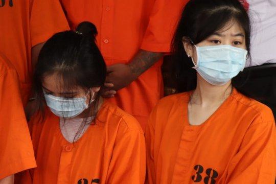 Polisi tangkap selebgram di Bali karena konsumsi narkotika