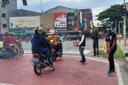 Bantu bencana Sulbar-Kalsel, ACT Maluku gandeng komunitas motor