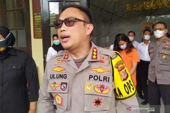 Polrestabes Bandung tangkap guru les privat yang culik bocah 9 tahun