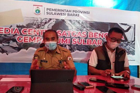 Gubernur Sulbar minta ASN yang mengungsi ke luar kota segera kembali