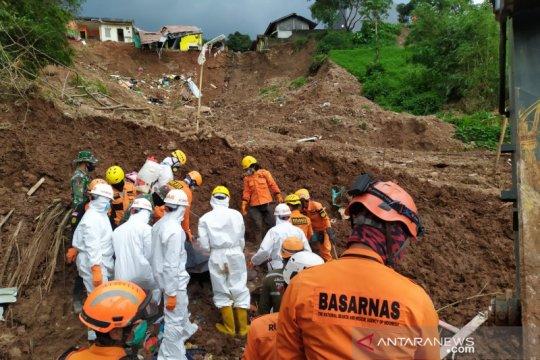Longsor Sumedang, Polisi temukan pelanggaran pembangunan perumahan