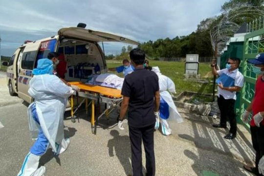 KJRI Kuching bantu pulangkan warga Bengkayang karena sakit parah