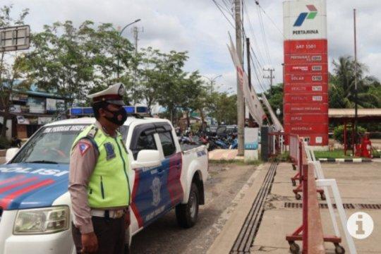 Usai banjir Kalsel, Polisi monitoring ketersedian BBM di Tabalong