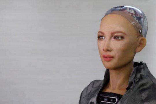 Robot Sophia rencana diproduksi massal di tengah pandemi