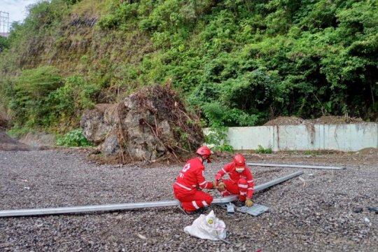 PMI bangun gudang logistik permudah distribusi bantuan ke korban gempa