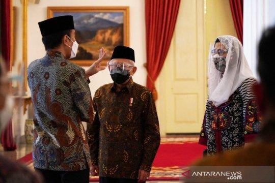 Presiden sambut baik peresmian Brand Ekonomi Syariah