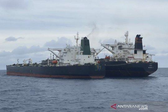 Indonesia sita kapal tanker berbendera Iran dan Panama