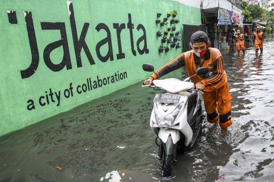Pemprov DKI Jakarta imbau warga waspadai cuaca ekstrem