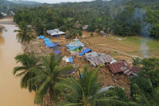 Peringatan lingkungan bagi Kalimantan Selatan